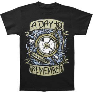 Kaos Band A Day Remember Tshirt Musik A Day 03 novelty special use novelty special use