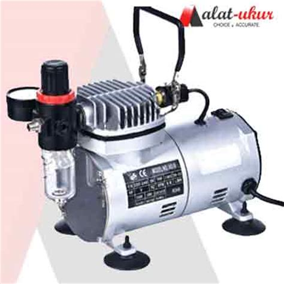 Kompresor Dan Alat Airbrush Airbrush Kompresor Bebas Minyak As18 2