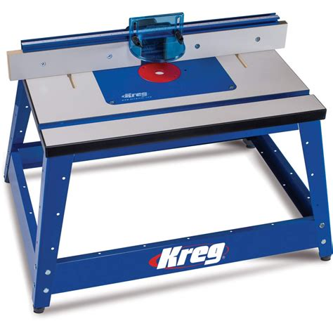 kreg prs2100 benchtop router table kreg tool prs2100 precision benchtop router table the