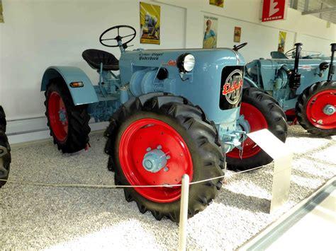Auto Bild Allrad 04 2016 by Eicher Allrad Pr 228 Sentiert Im Deutschen Traktorenmuseum In