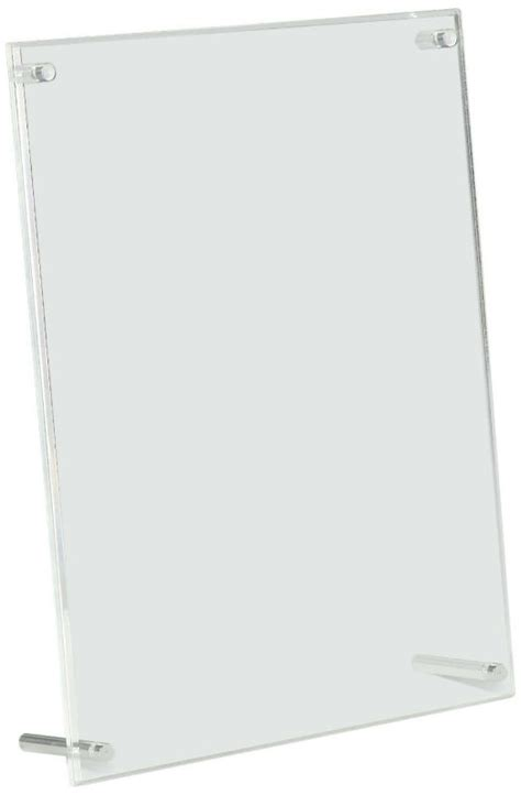 frameless picture frames 5x7 clear acrylic frameless picture frame buy frameless