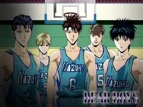 Moonlight Summoner S Anime Sekai Dear Boys ディア ボーイズ Dia