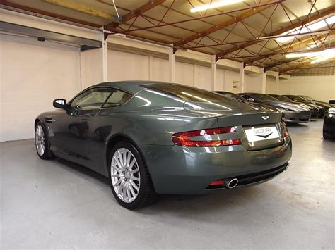 Aston Martin Db9 Used For Sale by Used 2007 Aston Martin Db9 Coupe V12 For Sale In Kineton