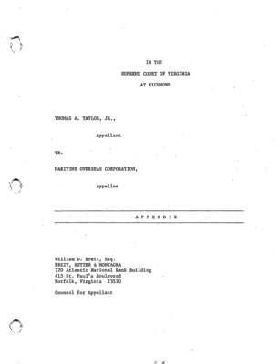 Virginia Court Search Free Virginia Supreme Court Records Volume 224 Virginia