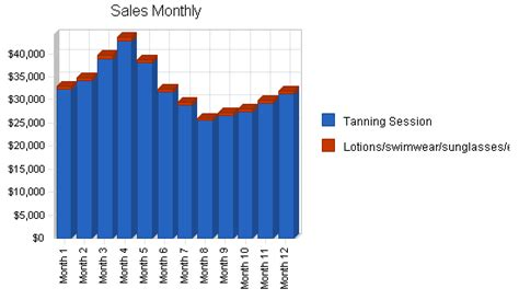 tanning salon sle business plan strategy and tanning salon sle business plan strategy and