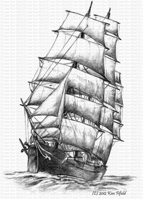 how to draw a boat in java the 25 best pirate ship drawing ideas on pinterest