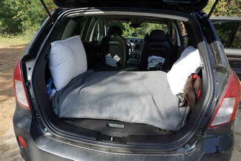 im auto schlafen tipps 220 bernachten im suv im state park auf dem cingplatz