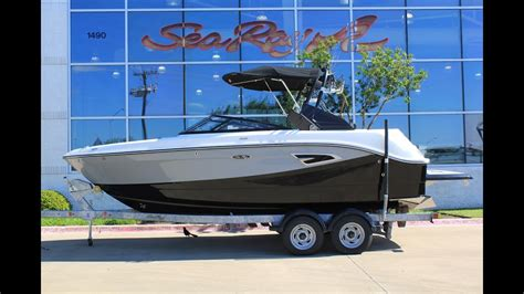 sea ray boats dallas 2017 sea ray slx w 230 wake boat for sale at marinemax