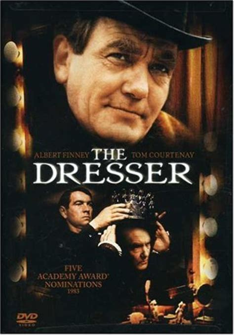 The Dresser Albert Finney by Anthony And Ian Mckellen S The Dresser