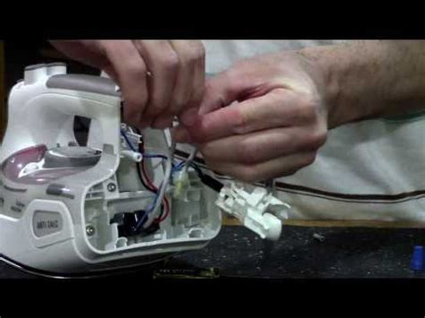 Philips Hair Dryer Repair Manual link iron repair no power or bad wire
