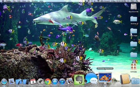 Desk Top Aquarium by Desktop Aquarium Free App Mac Lisisoft