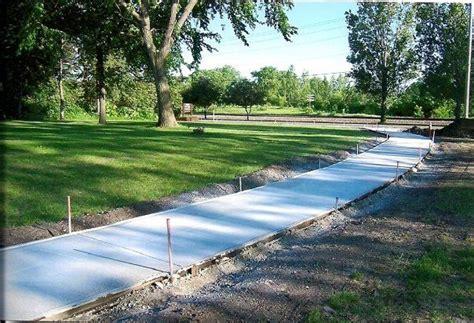 concrete sidewalk bensonmn swimming pool driveway