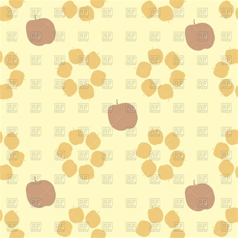 simple pattern eps simple pattern with apple vector image 71419 rfclipart