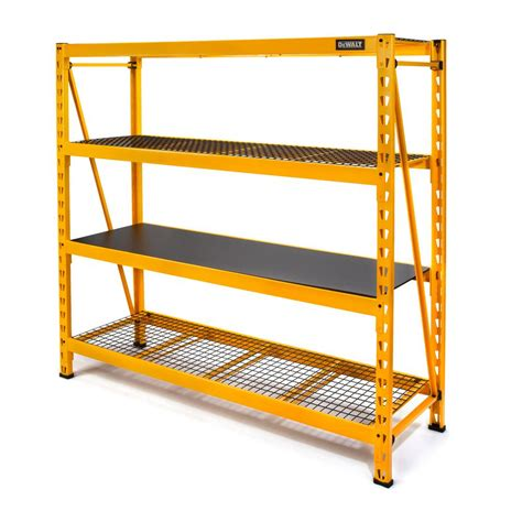 industrial storage shelves hdx 5 shelf 36 in w x 16 in l x 72 in h storage unit 21656ps yow the home depot