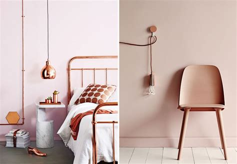 Dining Room Color Ideas Paint by Dulux S Colour Of The Year Is Copper How To Make It Work