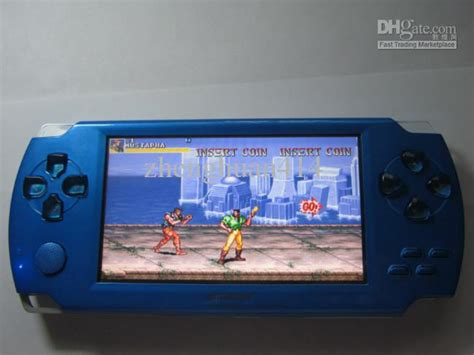 psp mp5 game format with 4gb tf card 4 3 inch game pmp psp mp4 mp5 player 4gb