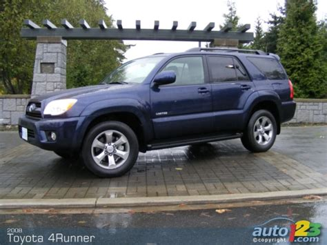 Toyota 4runner Sr5 2008 List Of Car And Truck Pictures And Auto123