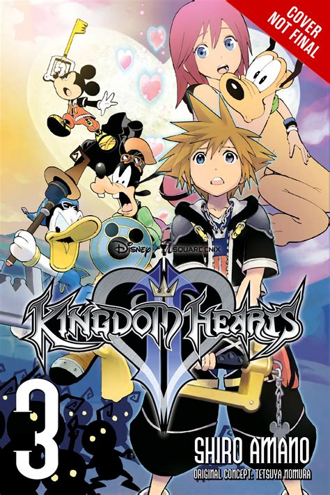 ii volume 2 books kingdom hearts artbook available for pre order