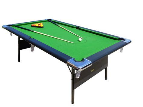 hustler 7 foot folding pool table liberty games