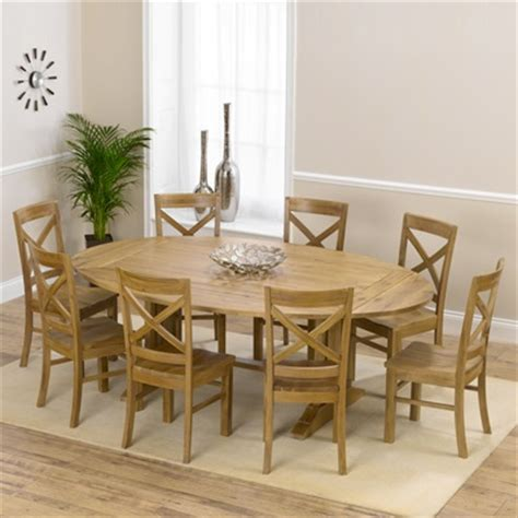 Carver Oak Oval Extending Dining Table With 8 Carver Oak Extending Dining Table And 8 Chairs