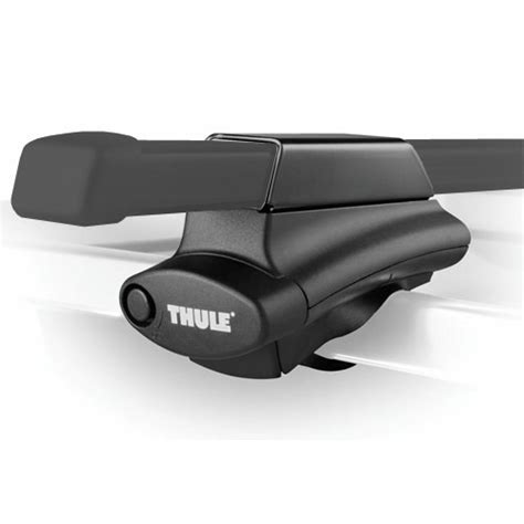Acura Tsx Roof Rack by Thule Acura Tsx Sport Wagon With Raised Rails 2012 2013