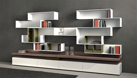 modern wall shelf ideas modular shelving systems by rodolfo doldoni modern wall