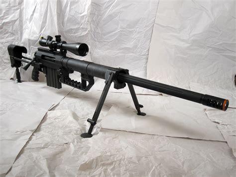 Airsoft Gun Cheytac Socom Gear 408 Cheytac Intervention M200 Gas Airsoft Gun With Co2 Bolt Ares