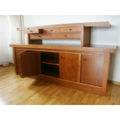 credenza in ciliegio credenza in ciliegio con alzata ibfor your design shop