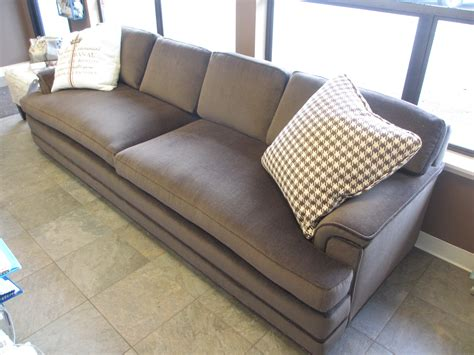 Sold: Extra Long ?Mohair? Sofa   It's Bout Time Upholstery