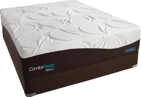 Comforpedic Mattress Review by Beautyrest Comforpedic Balanced Days Plush King Mattress Only