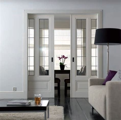 dining room doors best 25 interior sliding doors ideas on