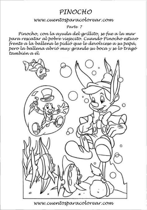 imagenes de cuentos infantiles para colorear e imprimir cuento de pinocho para colorear e imprimir imagui