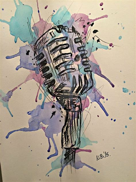 microphone tattoo sketch the 25 best ideas about microphone tattoo on pinterest