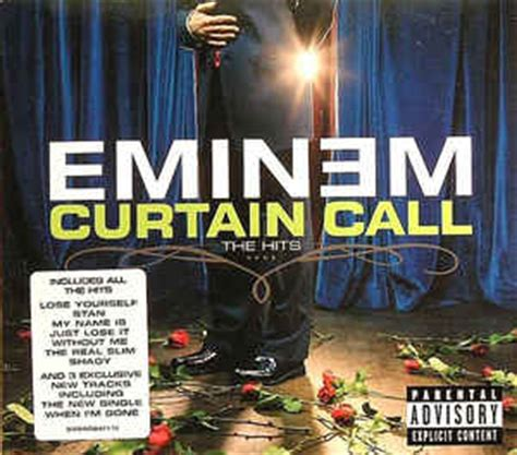 eminem curtain call album eminem curtain call the hits cd at discogs