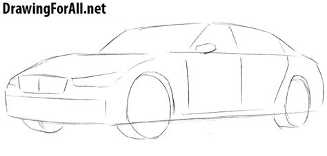 how to draw a jaguar car drawingforall net drawing of a bmw www pixshark images galleries