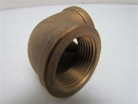 Bronze Plumbing Fittings by Sa Siam Fittings 1 Quot X1 Quot Npt 90 Degree Pipe