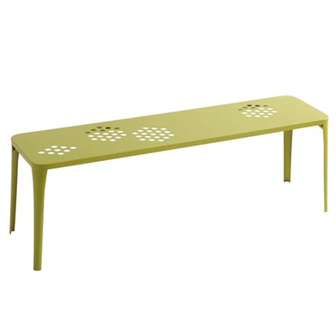 bench pattern emu pattern bench by arik levy free uk delivery