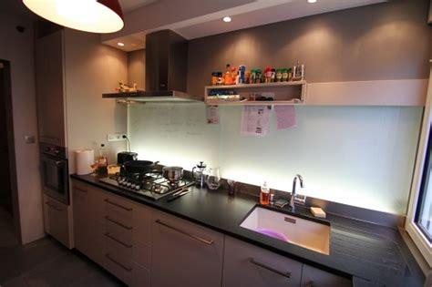 re lumineuse cuisine agrandir une cuisine en 7 233 hello brico