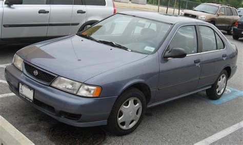 buy car manuals 2001 nissan sentra engine control 1998 nissan sentra b14 pictures information and specs auto database com