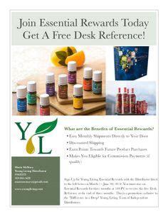 essential oils living on living