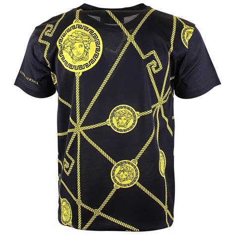 Versace Shirt versace versace t shirt yvmts128 designer