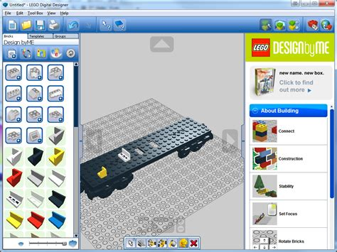 lego digital designer templates lego digital designer 4 3 11 free downloads