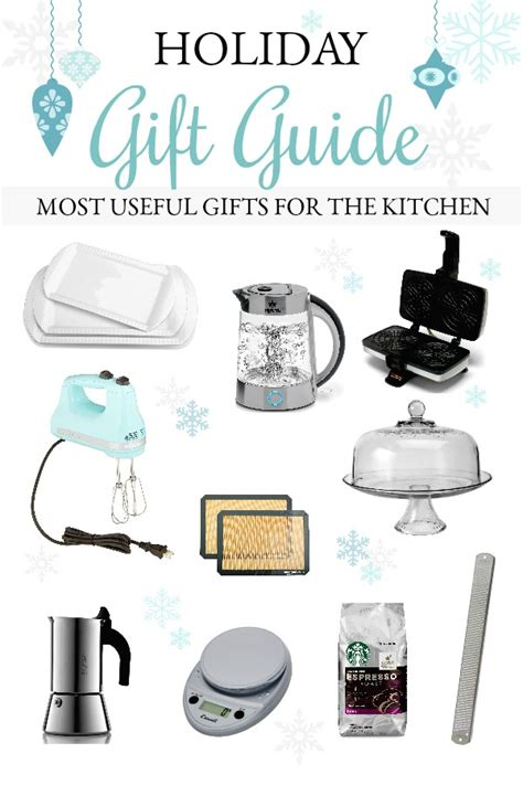 holiday gift guide most useful gifts for the kitchen