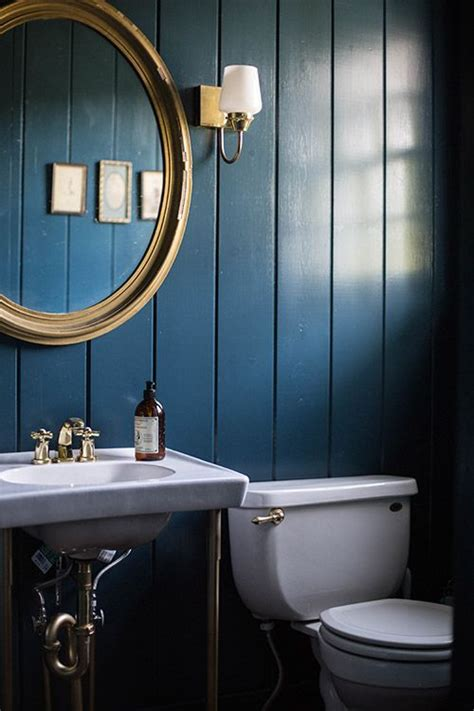 Dark Blue Bathroom Ideas by Best 25 Dark Blue Bathrooms Ideas Only On Pinterest