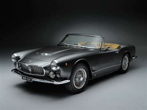 Maserati 3500 Gti by Maserati 3500 Gti Vignale Spyder Lhd For Sale On Luxify