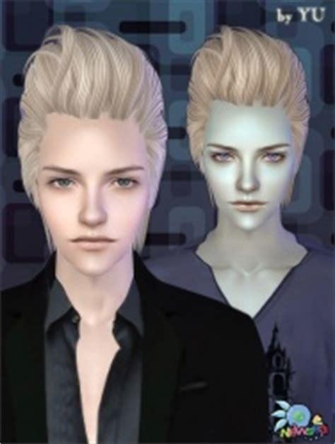 sims 2 hair gallery hair gallery male hair newsea simswiki