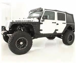 Jeep Jk Armor Smittybilt Xrc Armor Cladding Fits Jeep 07 16 Jeep