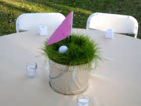 table favors for golf invitations ideas