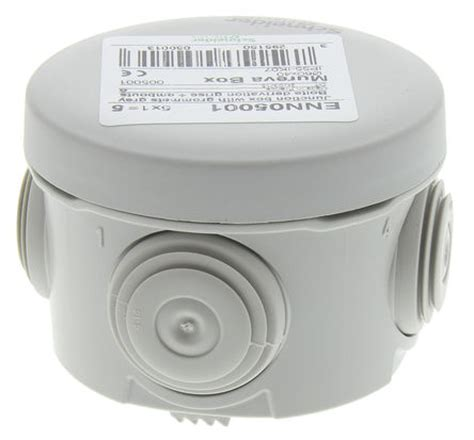 Junction Box 88x88x47mm Ip55 enn05001 abs ip55 junction box 60 x 40mm grey