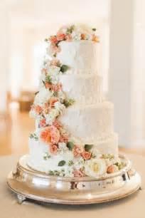 Florist Nyc Peach Wedding Cakes On Pinterest Rustic Peach Wedding Peach Weddings And Peach Wedding